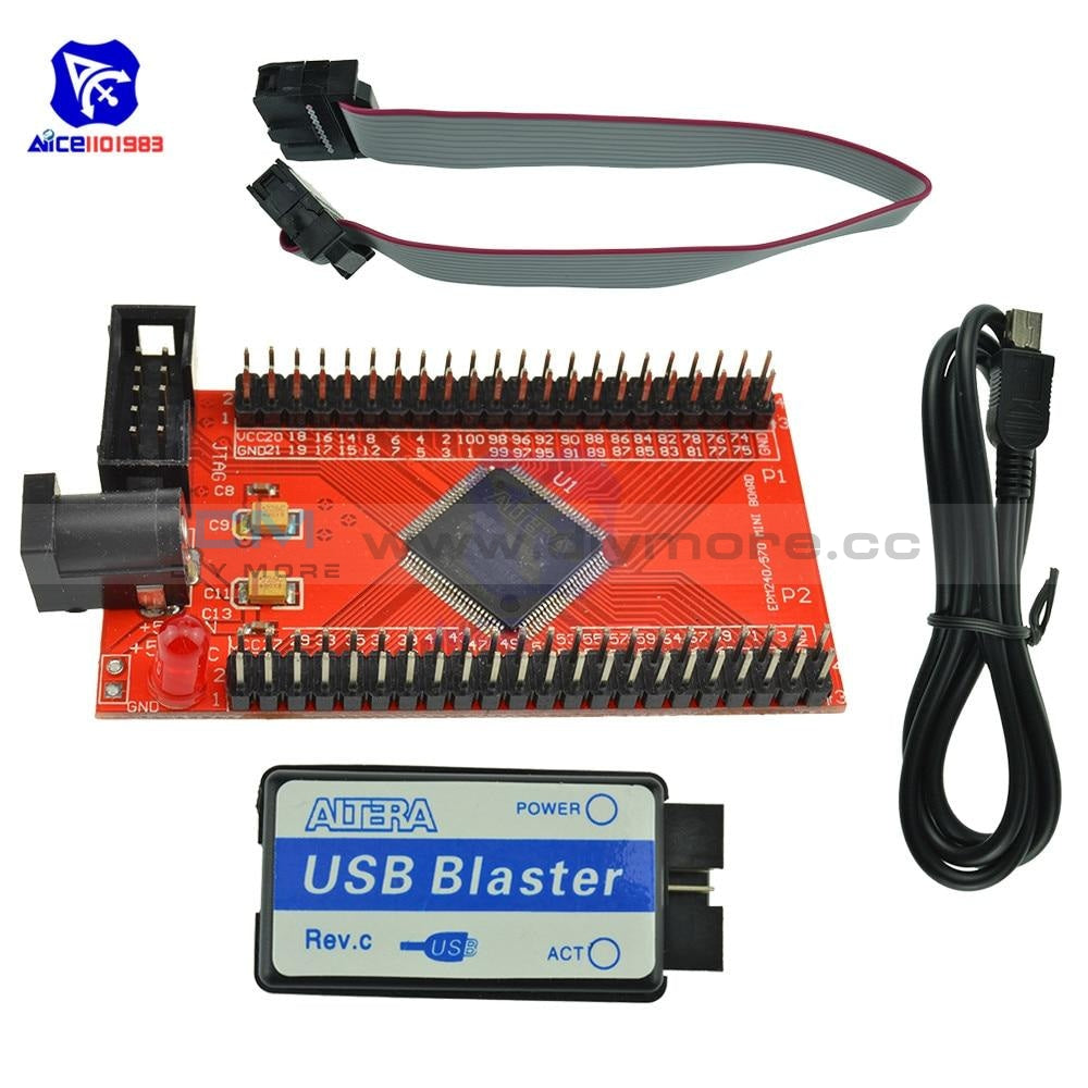 Newest altera Mini Usb Blaster Cable Programmer with JTAG Connection Cable