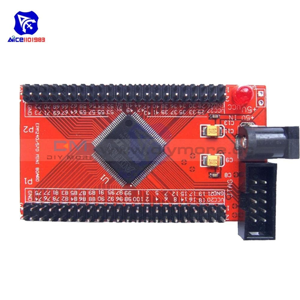 Diymore Altera Max Ii Epm240 Cpld Development Board Learning Usb Blaster Mini Cable 10 Pin Jtag