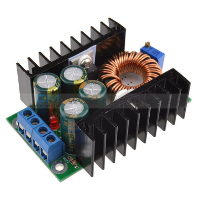 Dc Cc 9A 280W Step Down Buck Converter 7-40V To 1.2-35V Power Module Module