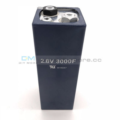 2.8V-3000F Farad Capacitor Electrical Component Super Electric Capacity