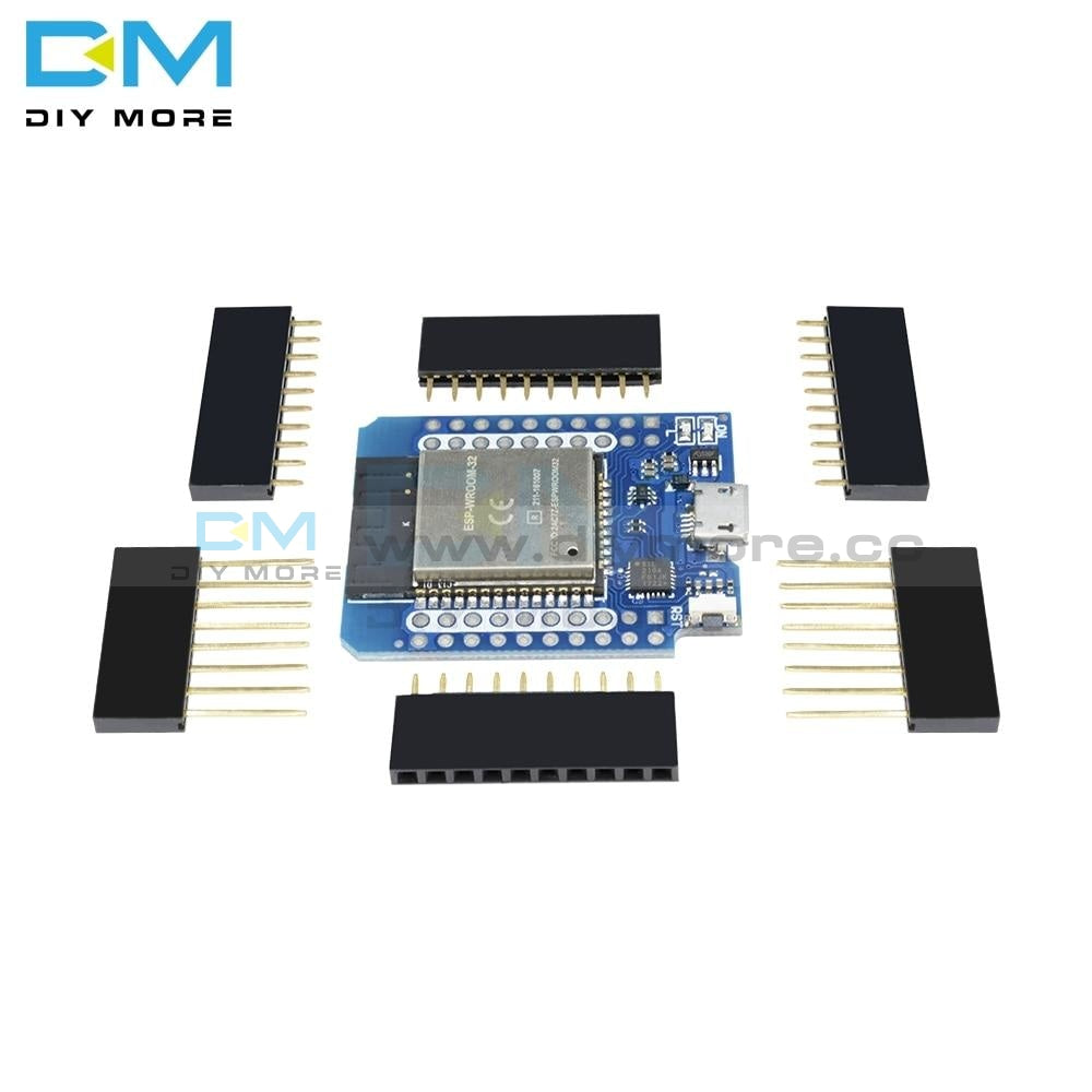 D1 Esp8266 Esp32 Esp-32S Wifi Bluetooth Cp2104 Development Board Module For Arduino Motherboard