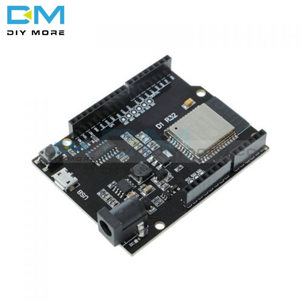 For Arduino Uno R3 D1 R32 Esp32 Wifi Wireless Bluetooth Development Board Ch340 4M Memory One