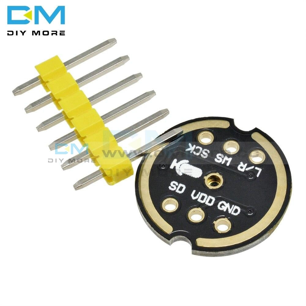 For Esp-32 Esp32 Omnidirectional Microphone Module I2S Interface Inmp441 Mems Low Power High