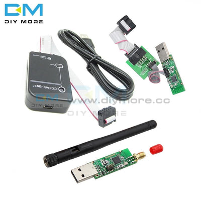 Cc Debugger Cc2531 Zigbee Cc2540 Sniffer Wireless Bluetooth 4.0 Dongle Capture Board Usb Programmer