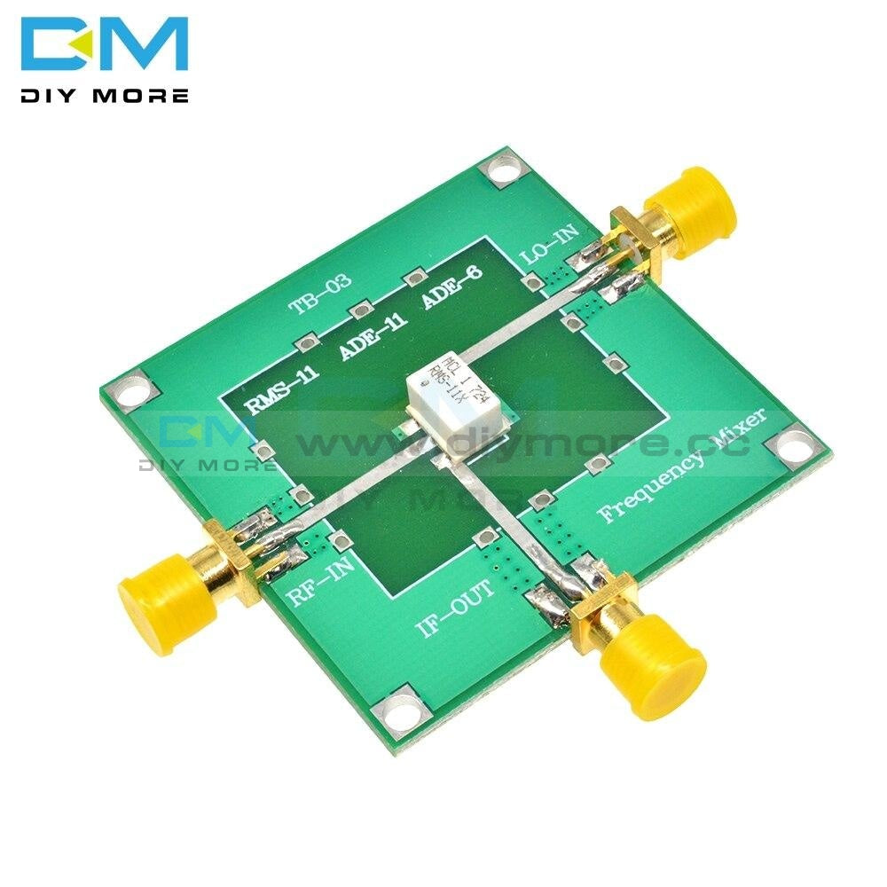 Rms-11 5-1900Mhz Rf Up And Down Frequency Conversion Passive Mixer Rms11 Module Amplifier Board