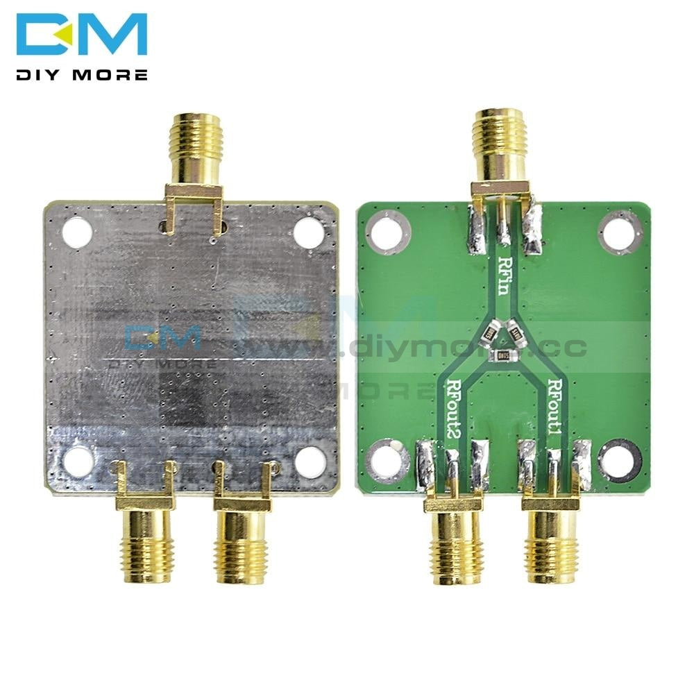 Dc-5G Rf Microwave Resistor Power Distributor Module Splitter Radio Frequency Divider 1 Split 2