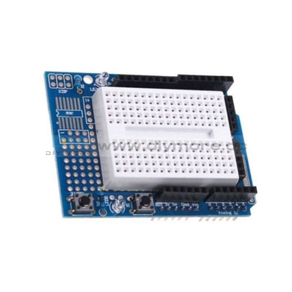 Uno Arduino Prototyping Shield Board Module + Mini Breadboard
