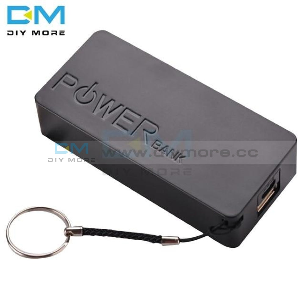5600Mah 2X 18650 Usb Power Bank Battery Charger Case Diy Box For Smart Phone Mp3 Electronic Mobile