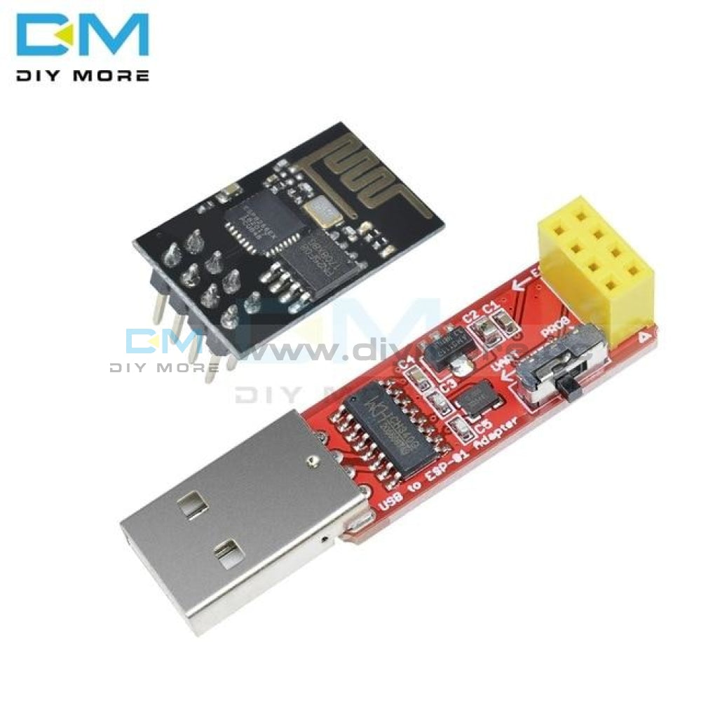 Ch340 Usb To Esp8266 Serial Esp 01 01S Esp01 Esp01S Wireless Wifi Developent Board Module For