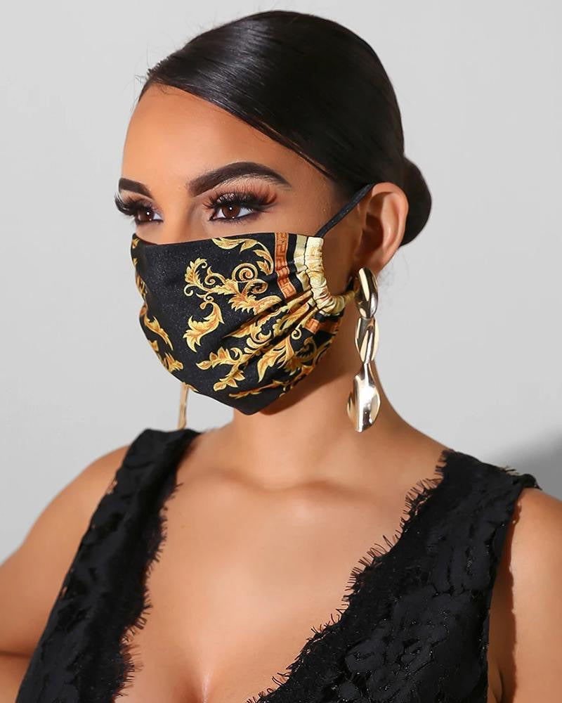 Chain Essentials Mask