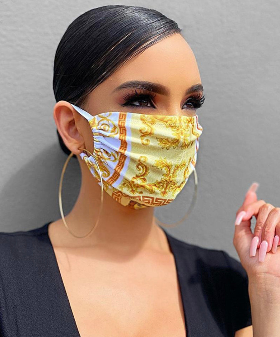Gold Essential Mask