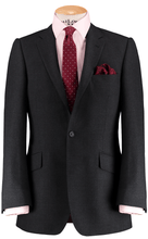 Load image into Gallery viewer, HW Dark Grey 2 Piece Suit