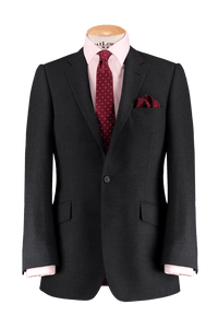 RTW Dark Grey 3 Piece Suit