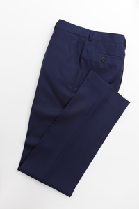 French Blue Trousers