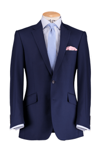 RTW French Blue 2 Piece Suit