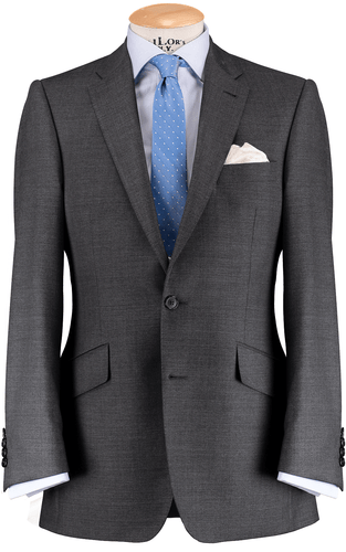HW Light Grey 2 Piece Suit