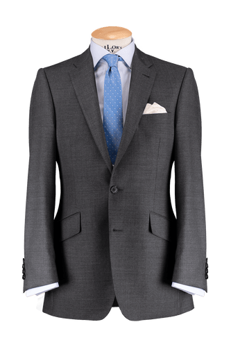 RTW Light Grey 3 Piece Suit