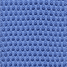 Load image into Gallery viewer, Tie - Knitted Light Blue - Polyester