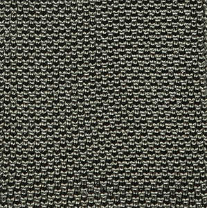 Tie - Knitted Moss Green - Silk