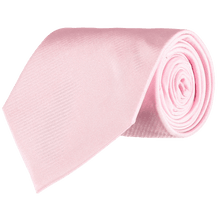 Load image into Gallery viewer, Tie - Microfibre - Pink