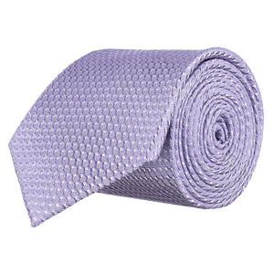 Tie - Lattice Lilac