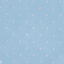 Load image into Gallery viewer, Tie - White Spots - Light Blue