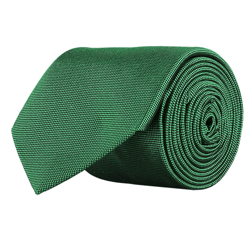 Tie - Woven Tonic Green