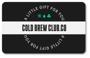 Cold Brew Club - Gift Cards