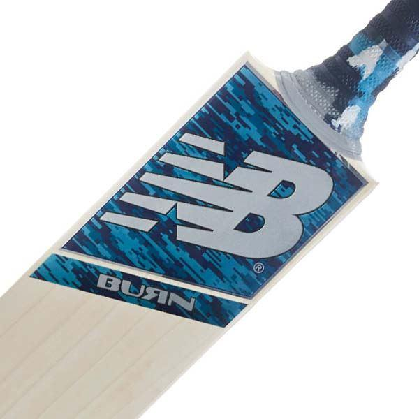 New Balance Burn + Cricket Bat