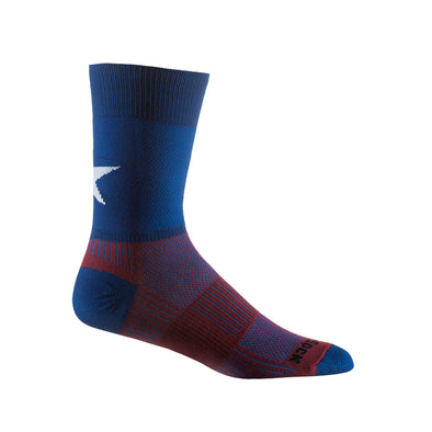 Coolmesh II Patriotic Crew Socks