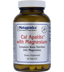 Cal Apatite with Magnesium 180T