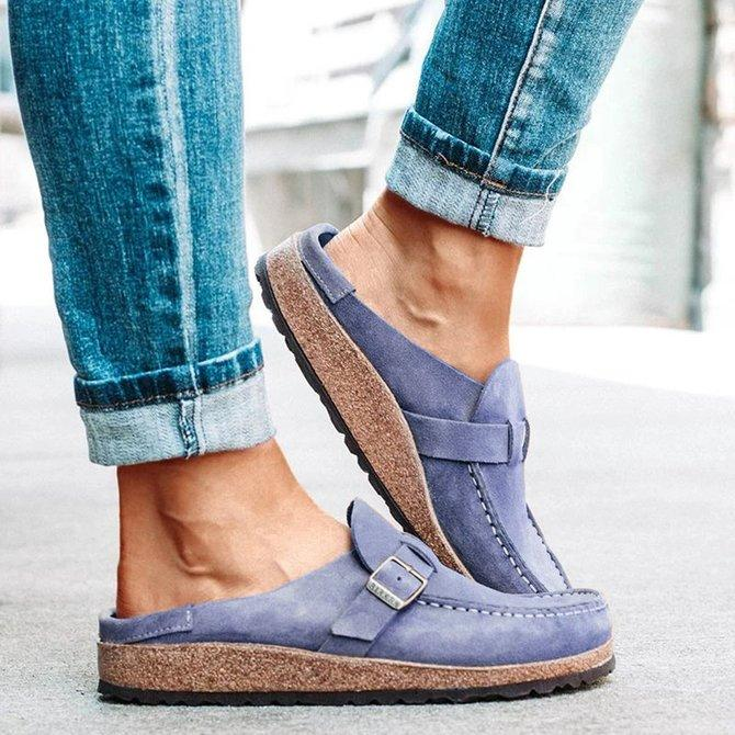 slip on clogs womens shoes