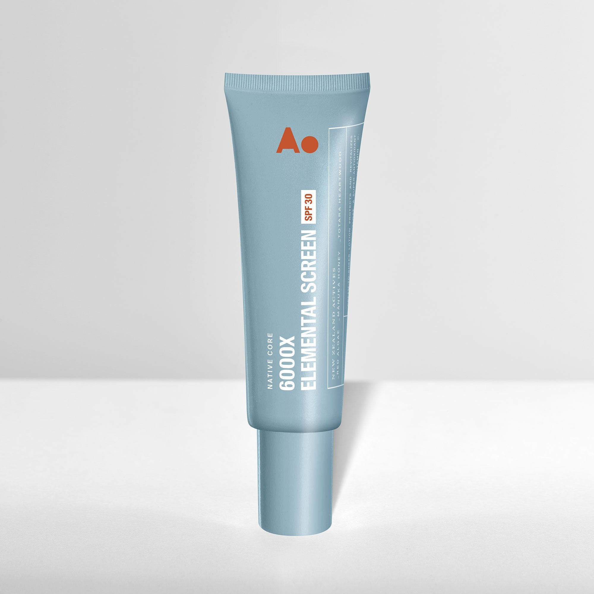 6000x ELEMENTAL SCREEN SPF 30 - Ao Skincare