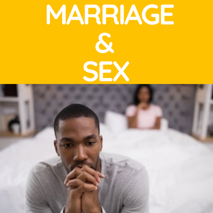 Marriage and Sex
