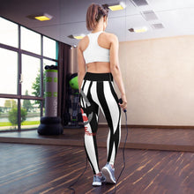 Laden Sie das Bild in den Galerie-Viewer, Damen Yoga Fitness Leggings ELITE FITNESS-Shopfouryou.de
