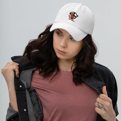 Damen Dad-Hats ELITE FITNESS - Shopfouryou