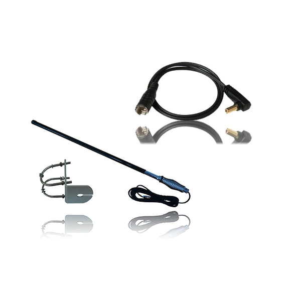 Antennas & Patch Leads