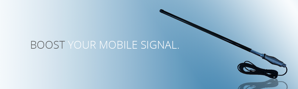 Strike Antenna for Mobile Phone Signal Boosting