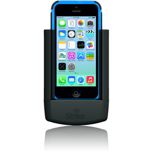 Apple iPhone5c with case Alpha Cradle
