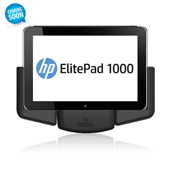 HP ElitePad 1000 G2 Tablet Cradle by Strike Alpha