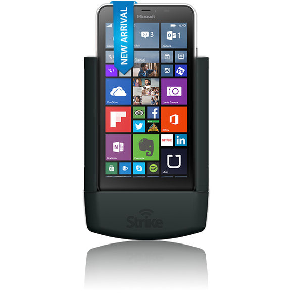 Microsoft Lumia 640 Car Mount by Strike Alpha