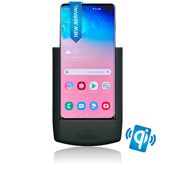 Samsung Galaxy S10 Plus Wireless Charging Phone Holder