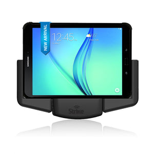"Strike Alpha Samsung Galaxy Tab S3 9.7"" Magnetic Charging Cradle for Rugged Case (Landscape) DIY"