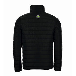 Unisex Outdoor Jacket énergie branded in Black