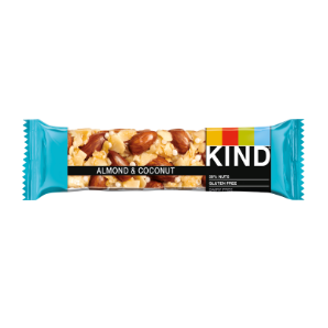 KIND® Bar -Almond & Coconut (12 bars x 40g)