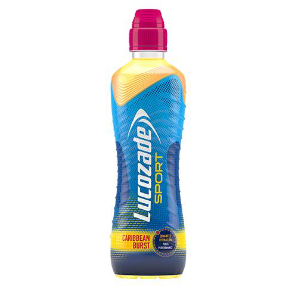 Lucozade Sport 500ml - Pack of 12