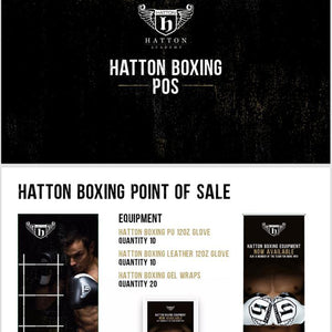 Hatton Boxing POS (6LK)
