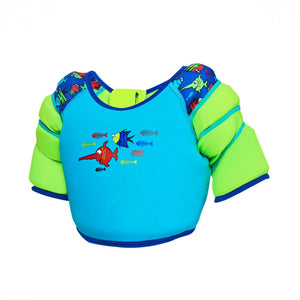 Zoggs Stage 2 Learn to Swim Sea Saw Water Wings Vest Aqua