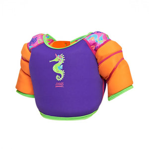 Zoggs Stage 2 Learn to Swim Sea Unicorn Water Wings Vest