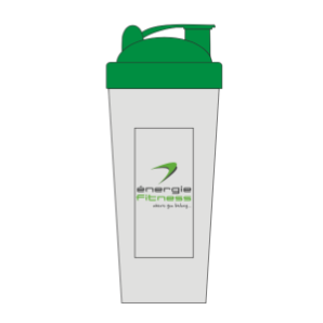 Protein Shaker 700cc - énergie Branded